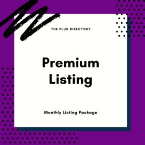 The Plus Directory Premium Listing