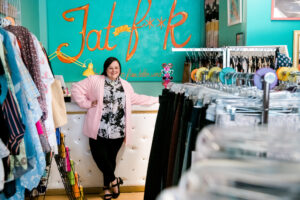 Fat Fancy Boutique - Plus Size Consignment Boutique
